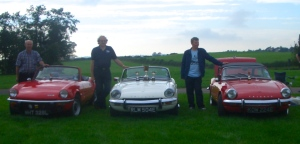 2012 Spitfire Concours winners.