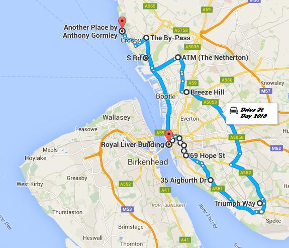 Lpool DD Route